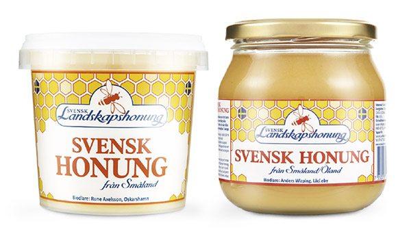 Svensk_Landskapshonung_Burkar